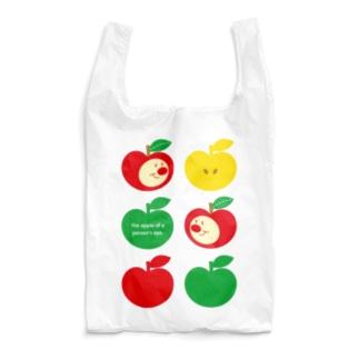 りんごちゃん(No.2) Reusable Bag