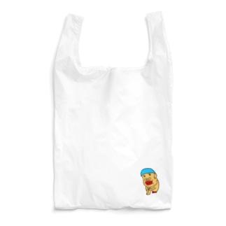 水泳帽うんちのレンくん Reusable Bag