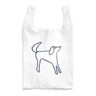 ラフな犬くん  Reusable Bag