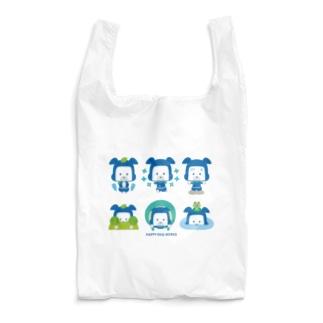 忍者犬たろうくん_忍術A Reusable Bag