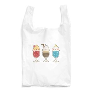 すいーつオカメちゃん(フロート) Reusable Bag
