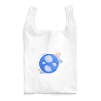 シンプルなミズクラゲ Reusable Bag