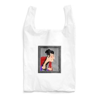 東洲斎 写楽 Reusable Bag