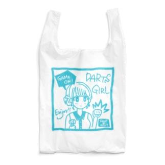 SWEET&SPICY 【すいすぱ】のGAME ON! 【SWEET LIGHTBLUE】 Reusable Bag