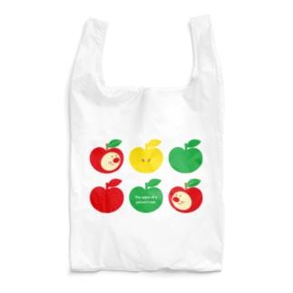 りんごちゃん(No.3) Reusable Bag