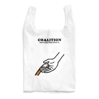 ネコと結託 Reusable Bag