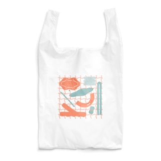 grid Reusable Bag