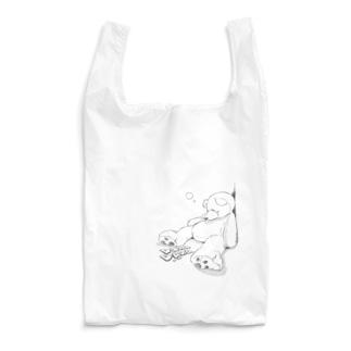 だらしくま Reusable Bag
