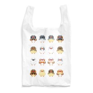 ドットキンカブラザーズ+ Reusable Bag