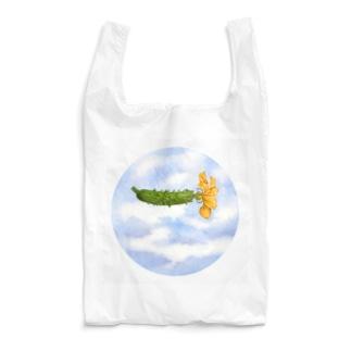花きゅうり Reusable Bag