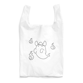 おばけのめんだこちゃん Reusable Bag