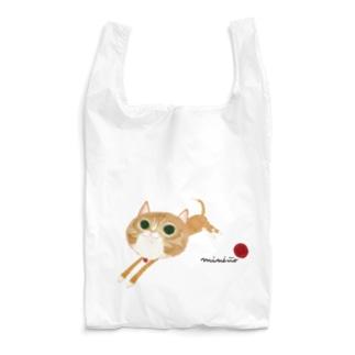 こむぎちゃん(名前入り) Reusable Bag