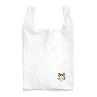 アイラブマスク コーギー Reusable Bag