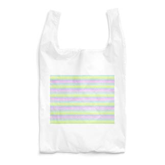 ハート(パステル) Reusable Bag