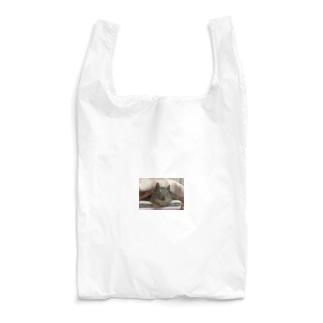 寝起きデグー Reusable Bag