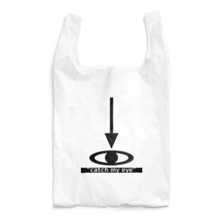 catch my eye Reusable Bag