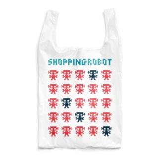 SHOPPING ROBOT Reusable Bag