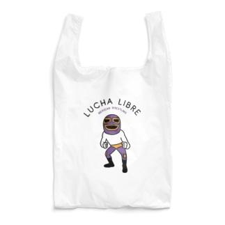 LUCHA LIBRE#111 Reusable Bag