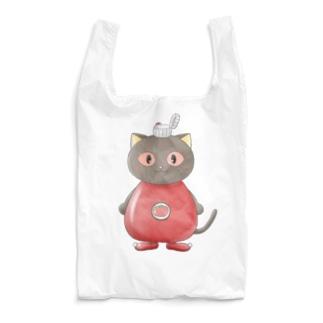 アレルギーっ子の旅する情報局CATのアレルギーっ子チルチル公式グッズ ケチャップチルチル Reusable Bag