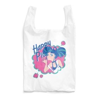 Happy ピカ子 Reusable Bag