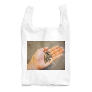 ひまわりの種どうぞ Reusable Bag