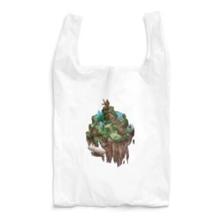 浮島 第二拠点 Reusable Bag