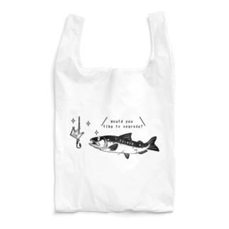 CT142 キングサーモンへ Reusable Bag