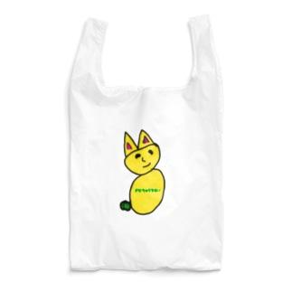 #なちゅらるはい  いろちがいうさぎ Reusable Bag