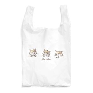 三毛猫むぎ Reusable Bag