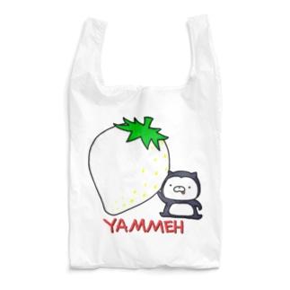 ホワイトストロベリーとムーネフ Reusable Bag