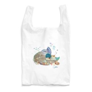 猫カフェラグドールみらマーメイド Reusable Bag