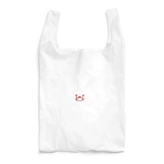 かわいいカニ Reusable Bag