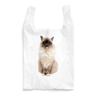 おすわりもなか Reusable Bag