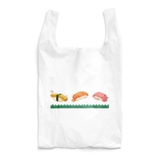 寿司にゃん3 Reusable Bag