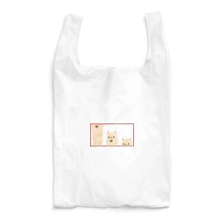 アルパカ3兄弟 Reusable Bag