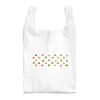 マカロン spring Reusable Bag