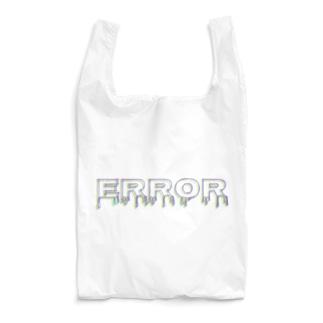 oka__のerror Reusable Bag