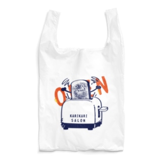 CT144 カリカリサロンF Reusable Bag