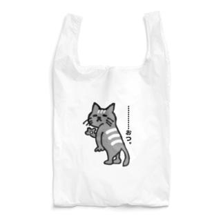 おつねこさん Reusable Bag