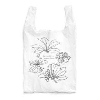 小笠原の固有植物(i)トベラ4種エコバック Reusable Bag