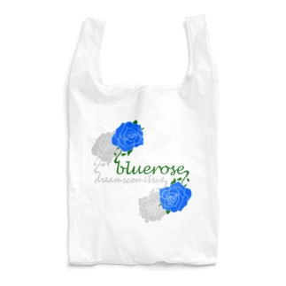 Blue rose(青い薔薇) Reusable Bag