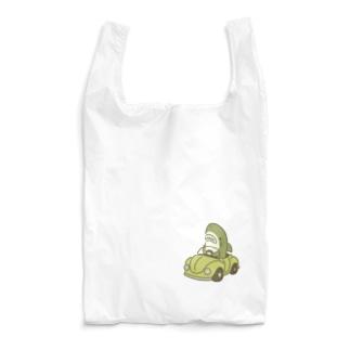 五月限定!運転を覚えたサメ2021-5 Reusable Bag