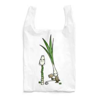 CT146 WAKEGI TO KONEGI Reusable Bag