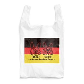ドイツカラー Reusable Bag