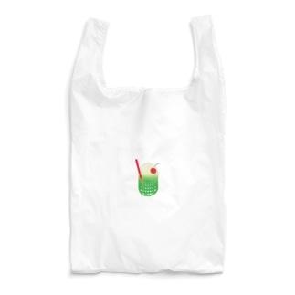 ころんとメロンソーダ Reusable Bag