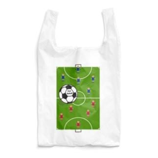 楽しいフットサル Reusable Bag
