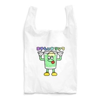 あやしいドリンクメロンソーダ Reusable Bag