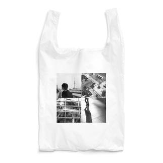 TOKYOコラージュ Reusable Bag