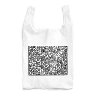 ぎゃおっぴ しりとりver. Reusable Bag