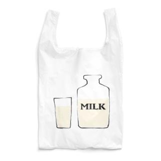 ミルクの時間 Reusable Bag